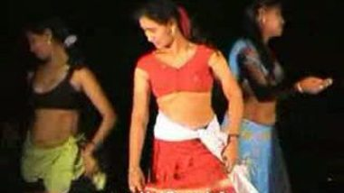 Telugu Hot Girls Night stage dance 15
