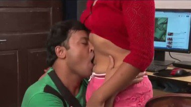 Indian masala clip of desi mature girl with director