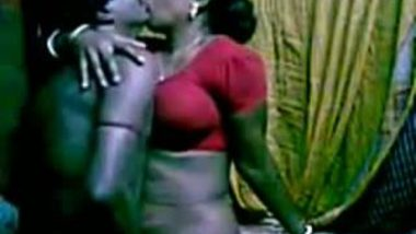 Busty figure Bangladeshi village maid hard fucked by owner
