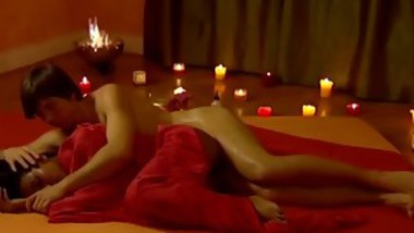 sensual massage with fingering