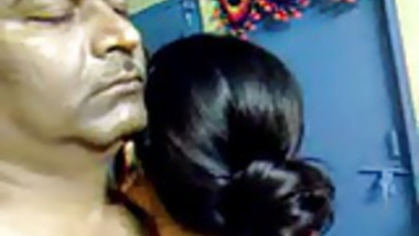 Sexy Homemade Indian Mature Hairy Couple Have Awesome Sex