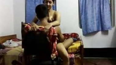 Desi private tuition teacher Panna master fuck another teen