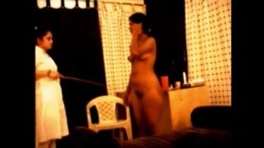 Desi Sex Slave Punished By Horny Nurse