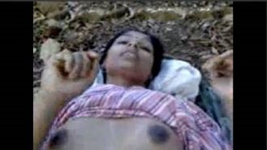 Desi College Girl Fucked In Forest