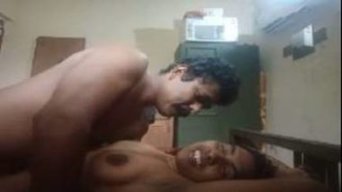 Boss Convincing Hot Mallu Maid While Cumming Inside