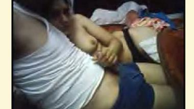 Punjabi bhabhi sex mms with hubby's friend webcam series Part 1