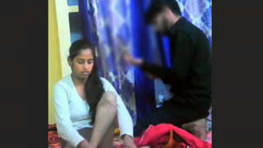 Desi Lover Fucking At Hotel